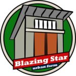 Blazing Star Urban Farm logo