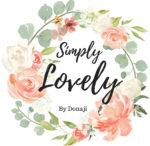 Simply Lovely by Donaji logo